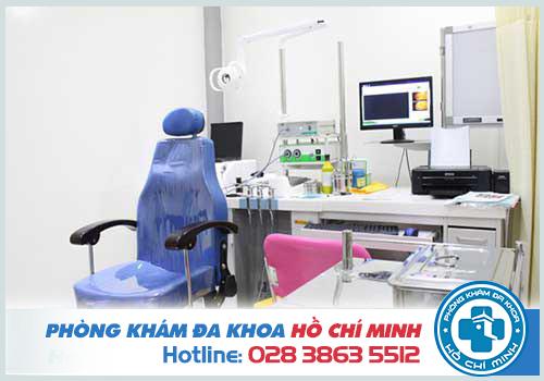 Cơ sở vật chất, trang thiết bị hiện đại để điều trị sùi mào gà