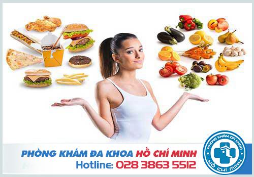 Độ dài chu kỳ kinh nguyệt bị ảnh hưởng bởi chế độ dinh dưỡng
