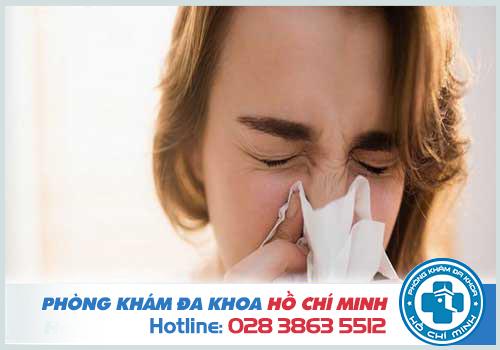 Bệnh polyp mũi có thể gây ra hội chứng ngưng thở
