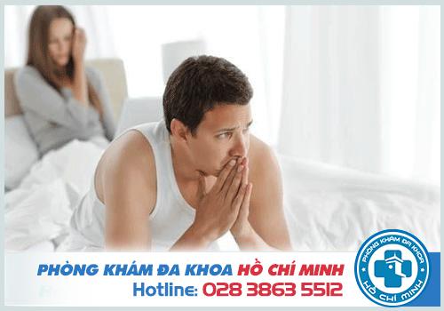 Ngứa bộ phận sinh dục nam sau khi quan hệ
