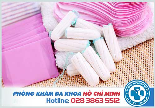 Sử dụng băng vệ sinh không đúng cách gây ngứa vùng kín ngày hành kinh