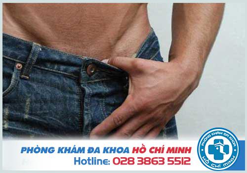 Nổi hạch ở vùng kín nam giới là bệnh gì? Có nguy hiểm không