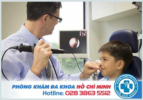 Nội soi tai mũi họng có đau không?