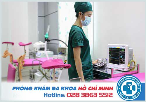 Phòng khám Đa Khoa Đại Đông địa chỉ phá thai uy tín tại TPHCM