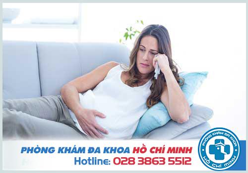 Bệnh giang mai gây nguy hiểm cho thai phụ và thai nhi