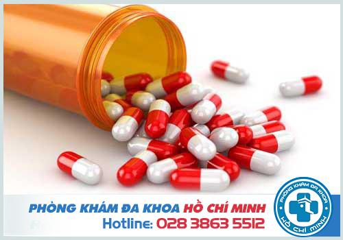 Phác đồ điều trị bệnh giang mai bằng thuốc