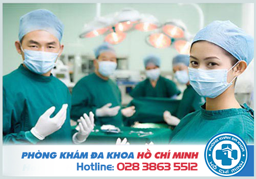 Đội ngũ bác sĩ có nhiều năm kinh nghiệm trong việc chỉnh hình dương vật