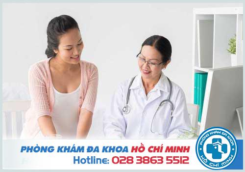 Bác sĩ phòng khám đa khoa quận 1 tư vấn bệnh miễn phí