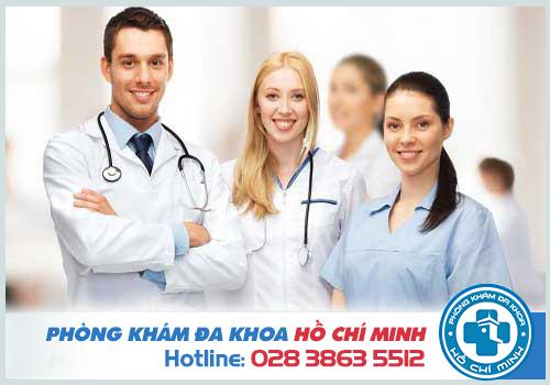 Phòng khám đa khoa ở quận Phú Nhuận | Đa khoa Phú Nhuận