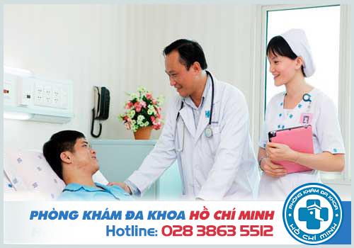 Phòng khám Đa Khoa Tam Bình Thủ Đức Hồ Chí Minh