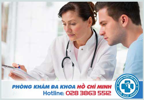 Phòng khám nam khoa ở huyện Cần Giờ chất lượng nhất