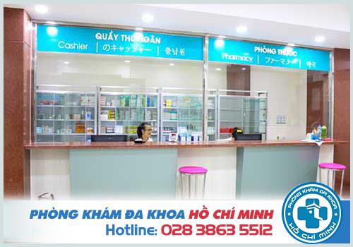 Phòng khám nam khoa ở huyện Củ Chi