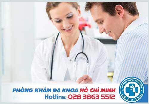 Phòng khám nam khoa ở huyện Củ Chi tốt nhất