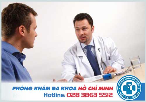 Phòng khám nam khoa ở Long An uy tín nhất