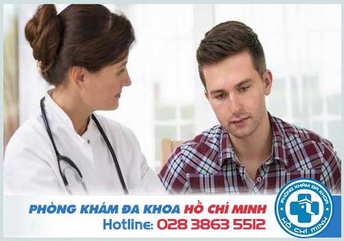 Địa chỉ phòng khám nam khoa quận 7 chất lượng nhất