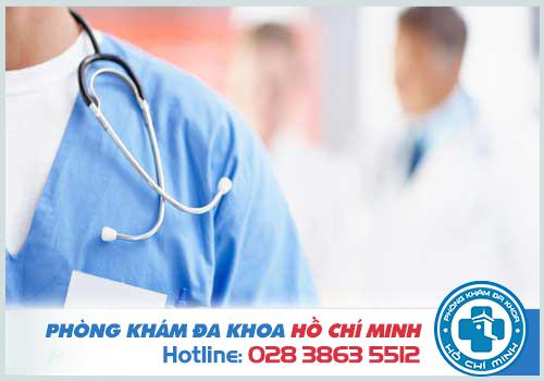 Phòng khám nam khoa ở quận Bình Thạnh uy tín