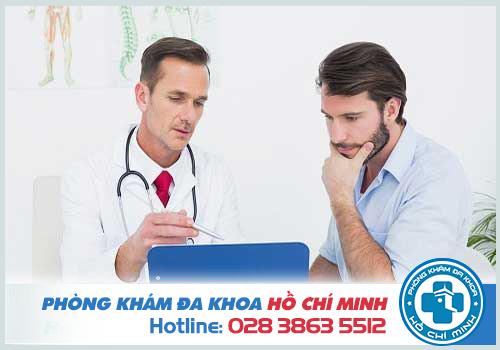 Phòng khám nam khoa ở quận 2 uy tín nhất có bác sĩ giỏi