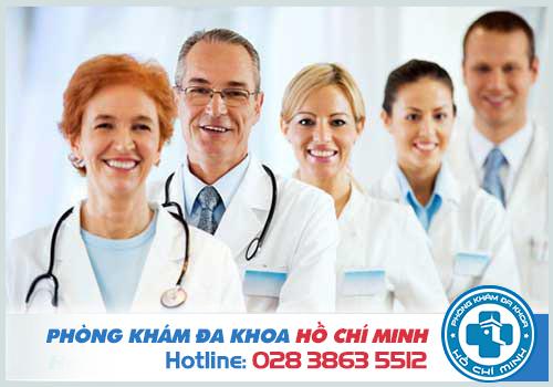 Phòng khám nam khoa ở quận Phú Nhuận