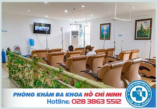 Phòng khám nào tốt ở Sài Gòn có bác sĩ giỏi
