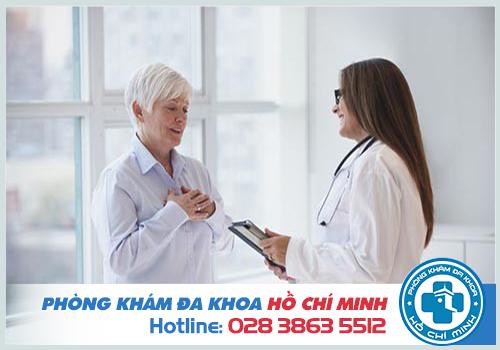 Đa Khoa Nam Bộ là phòng khám tốt ở Sài Gòn có bác sĩ giỏi