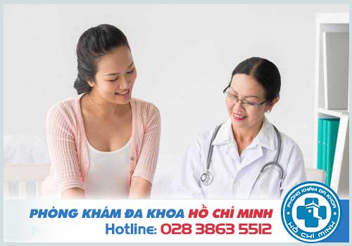 Phòng khám phụ khoa ở Đồng Nai uy tín
