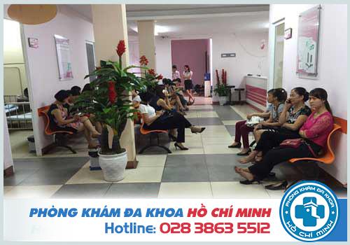 Phòng khám phụ khoa ở quận Bình Thạnh tốt nhất