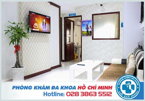 Phòng khám Đa Khoa Đại Đông: Khám phụ khoa quận Tân Phú uy tín