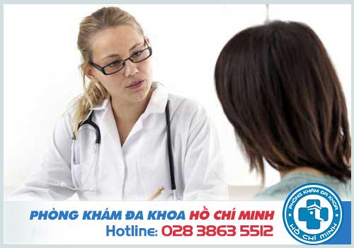 Phòng khám phụ khoa ở quận Tân Phú khám nhanh
