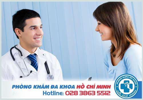 Phòng khám phụ khoa ở quận Tân Phú (Bác sĩ nữ giỏi phụ trách)