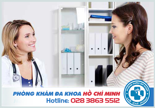 Địa chỉ phòng khám phụ khoa uy tín ở TPHCM
