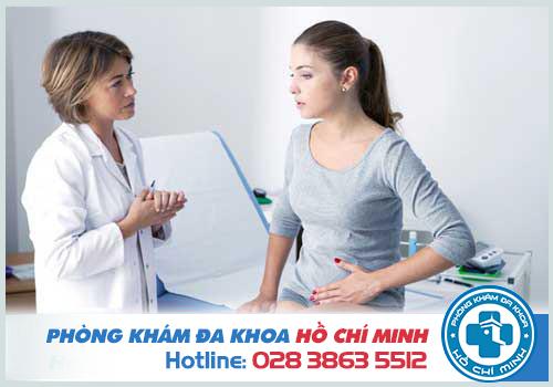 Địa chỉ phòng khám phụ khoa ở TPHCM uy tín