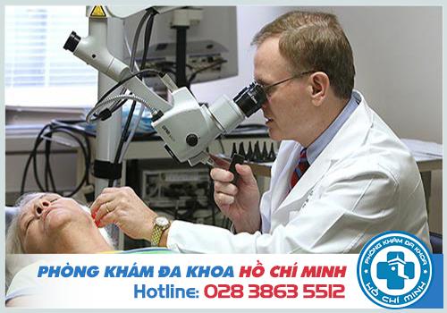 Đâu là phòng khám tai mũi họng quận 1 uy tín khám nhanh