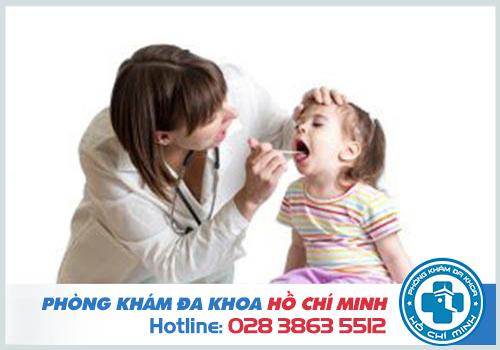 Phòng khám tai mũi họng quận 11 uy tín khám nhanh