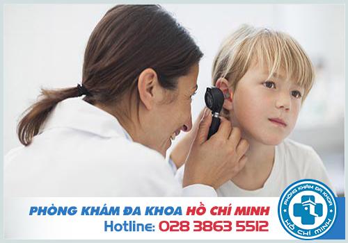 Phòng khám tai mũi họng quận 6 uy tín nhất