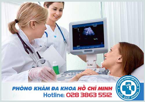 Phòng khám thai ở quận 7 uy tín và chất lượng