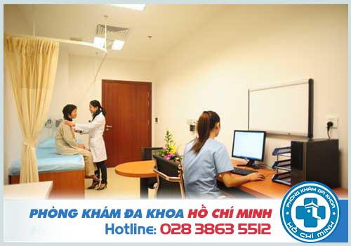 Phòng khám uy tín phải có đẩy đủ thiết bị y khoa chữa bệnh trĩ hiện đại nhất