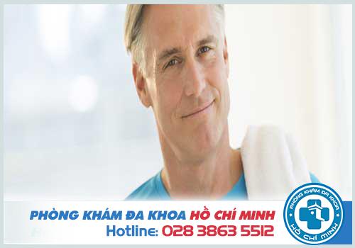 Phòng khám tư nhân quận Tân Bình khám chữa bệnh nam khoa