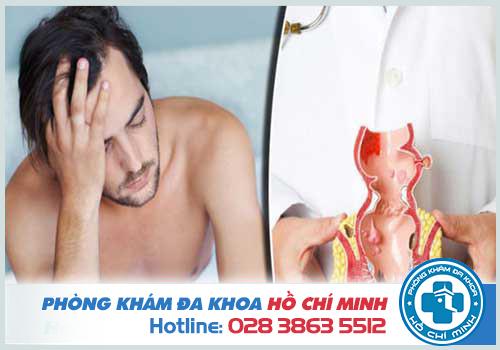 Phòng khám tư nhân quận Tân Bình khám chữa các bệnh hậu môn trực tràng