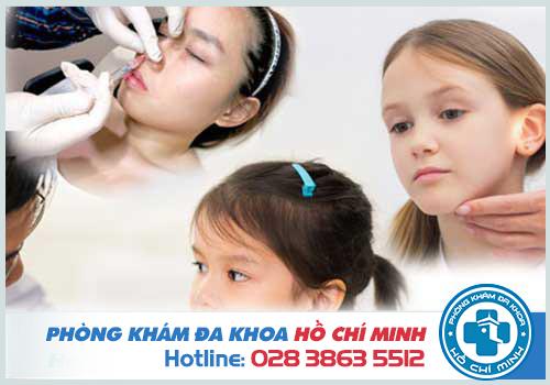 Phòng khám tư nhân quận Tân Bình điều trị bệnh tai mũi họng