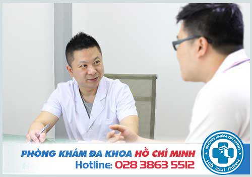 Phòng khám xét nghiệm chữa trị bệnh sùi mào gà ở quận Tân Phú