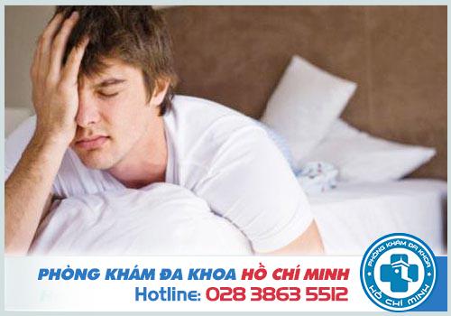 Phòng khám nam khoa quận Tân Phú chất lượng