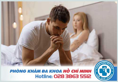 Quan hệ chỉ được 1 phút đến 5 phút có phải xuất tinh sớm