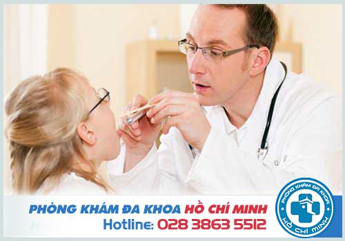 Quy trình cắt amidan từng bước tại bệnh viện tai mũi họng