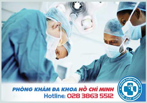 Quy trình cắt bao quy đầu ở Bệnh viện Bình Dân