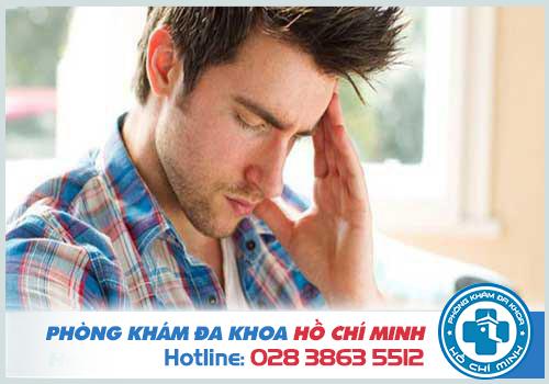 Tâm lý căng thẳng khiến nam giới dễ mắc chứng rối loạn cương dương