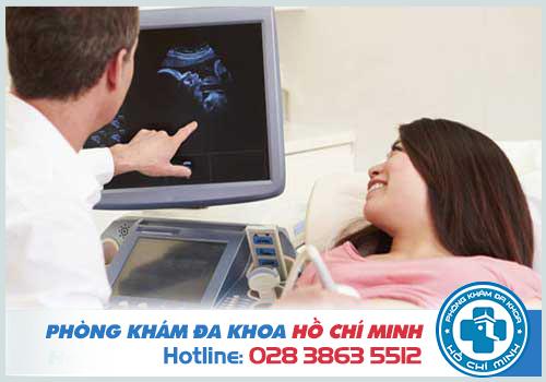 Siêu âm thai 4 tuần đến 12 tuần có chính xác không