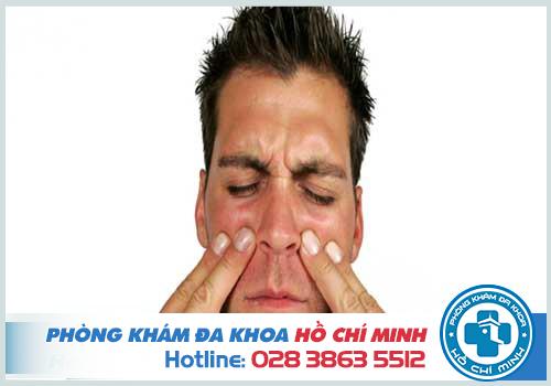 Sổ mũi lâu ngày không khỏi là do viêm mũi xoang