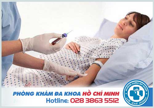 Phá thai ở quận Tân Phú