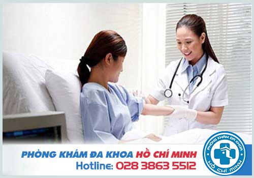 Phá thai ở quận Tân Phú an toàn không đau