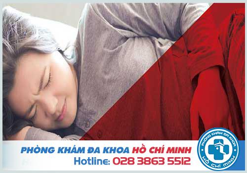 Tháo vòng tránh thai có thể bị chậm kinh hoặc rong kinh